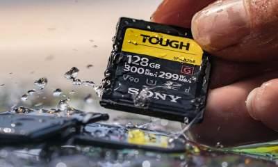 sony sd tough featured 400x240 - Sony giới thiệu loạt thẻ nhớ SD UHS-II TOUGH với độ bền cao