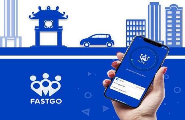 ung dung goi xe fastgo 600x391 - FastGo đã có mặt tại TP.HCM