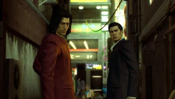 Yakuza 0 screenshot