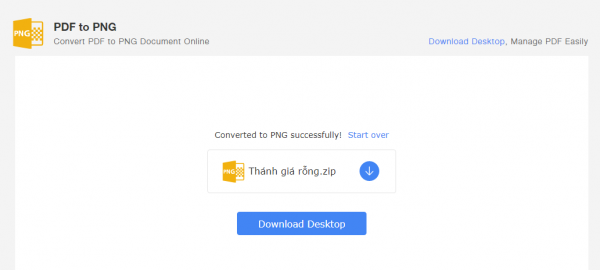 LightPDF: Chỉnh sửa, trích xuất văn bản trong PDF 4