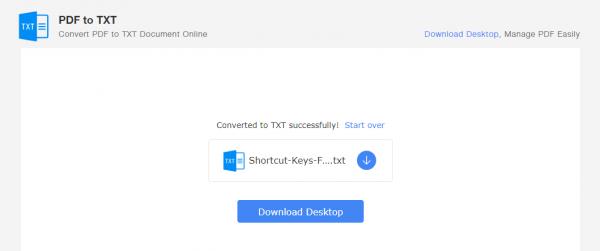 LightPDF: Chỉnh sửa, trích xuất văn bản trong PDF 7