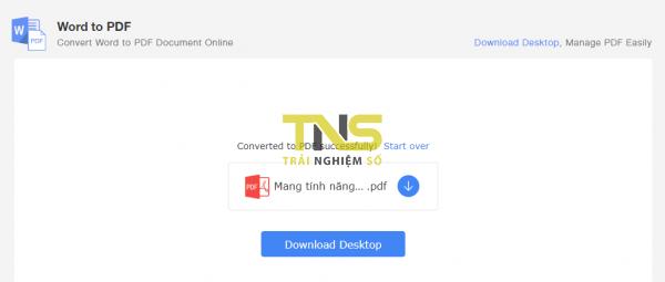 LightPDF: Chỉnh sửa, trích xuất văn bản trong PDF 8