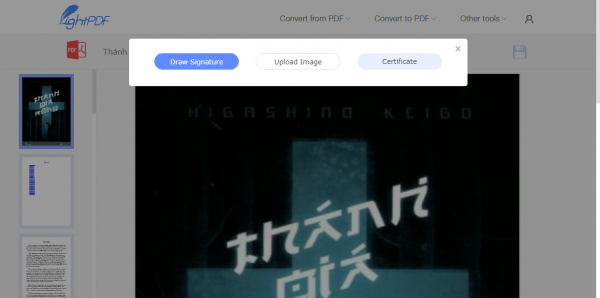 LightPDF: Chỉnh sửa, trích xuất văn bản trong PDF 18