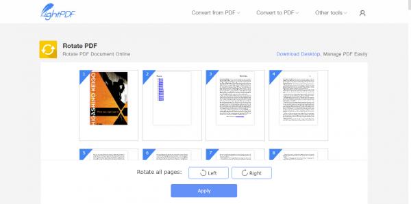 LightPDF: Chỉnh sửa, trích xuất văn bản trong PDF 22