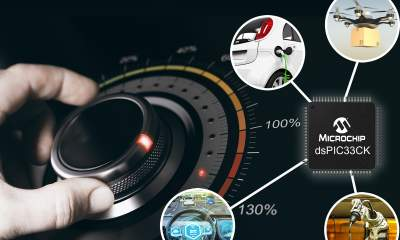 Hinh anh ung dung 1 400x240 - Microchip ra mắt bộ xử lý tín hiệu số (DSC) mới