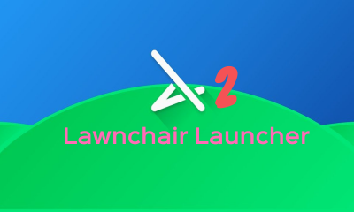 Lawnchair launcher 2 400x240 - Trải nghiệm Lawnchair Launcher 2