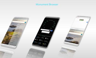 Monument Browser 400x240 - Trải nghiệm trình duyệt Monument Browser trên Android