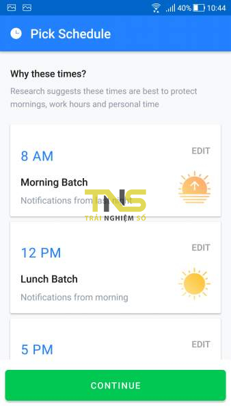 Screenshot 20180902 104421 338x600 - Daywise: Không còn nỗi phiền toái từ thông báo trên Android