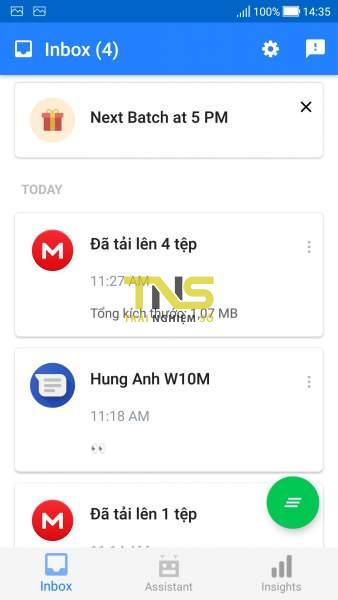 Screenshot 20180902 143554 338x600 - Daywise: Không còn nỗi phiền toái từ thông báo trên Android