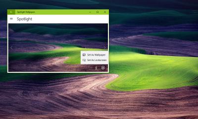 Spotlight Wallpapers 400x240 - Tổng hợp 6 ứng dụng UWP chọn lọc cho Windows 10 nửa đầu tháng 9/2018