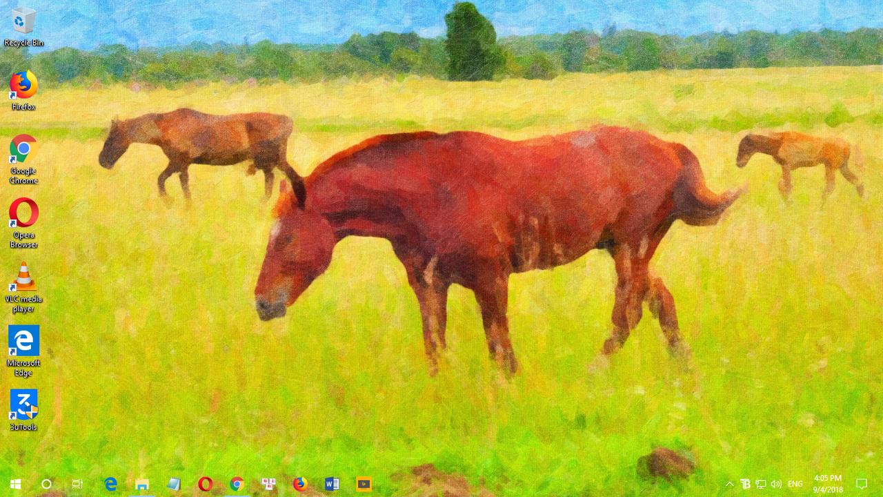 TranslucentTB - TranslucentTB: Trong suốt hóa thanh tác vụ Windows 10