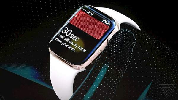 apple watch series 4 featured 600x338 - Watch Series 4 ra mắt, pin 18 tiếng, giá từ 399 USD