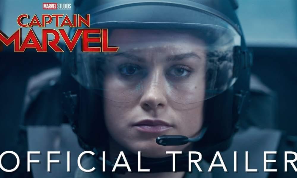 captain marvel trailer featured 1000x600 - Mời bạn xem trailer đầu tiên của Captain Marvel