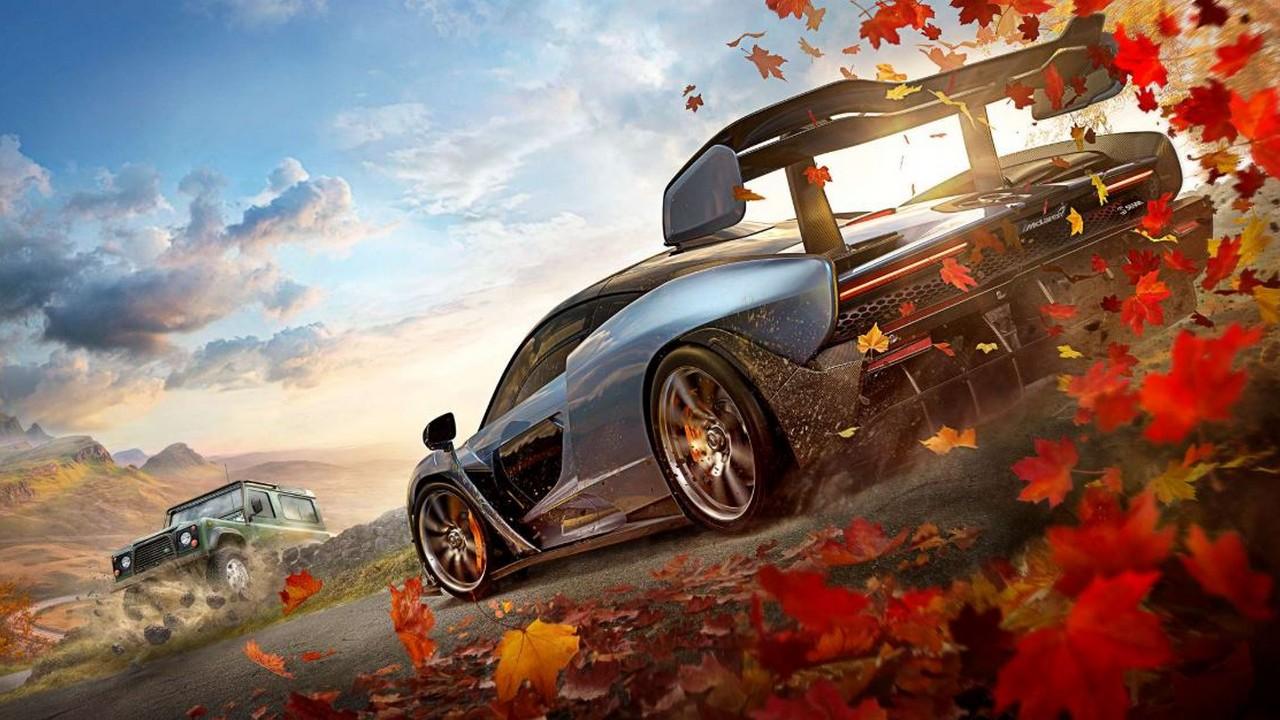 forza 4 featured - Đã có demo Forza Horizon 4, mời bạn trải nghiệm thử