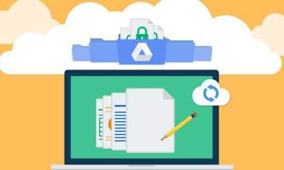 google drive featured 1 400x240 - Cách tạo một trang blog bằng Google Docs