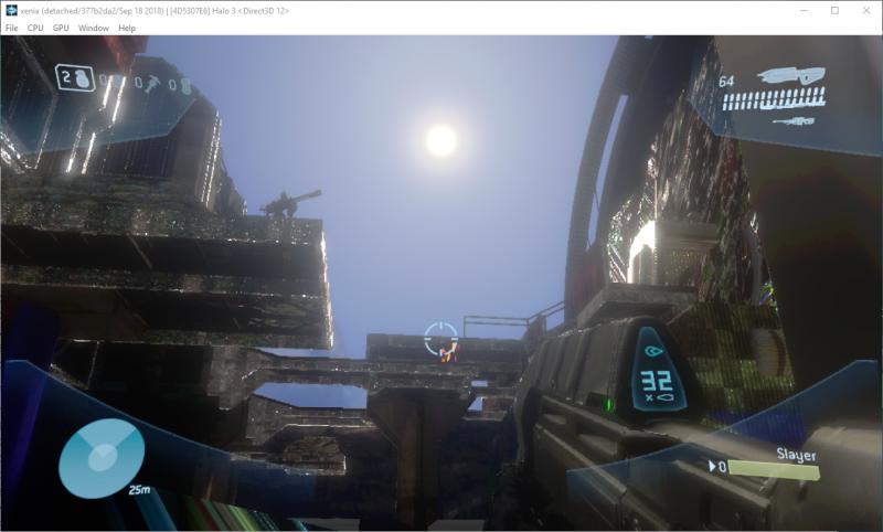 Xenia - giả lập Xbox 360 trở lại với hỗ trợ DX12