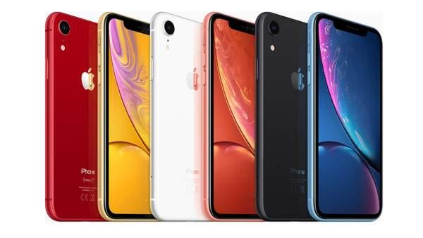 iPhone Xr 2 600x338 - Giá iPhone giảm sốc, cơ hội cho người dùng