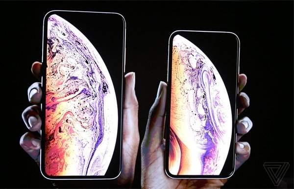iPhone Xs 600x386 - Những thông tin cần biết về iPhone Xs, iPhone Xs Max và iPhone Xr vừa ra mắt