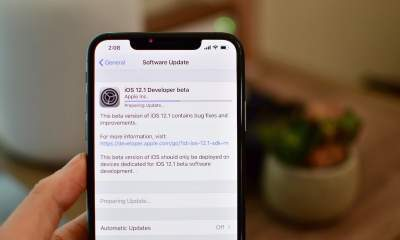 ios 12 1 iphone xs featured 400x240 - Đã có iOS 12.1 beta cho iPhone XS và iPhone XS Max
