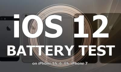ios 12 battery test featured 400x240 - Đánh giá: iOS 12 hao pin hơn iOS 11