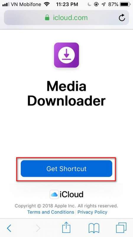 ios 12 download video facebook youtube 1 450x800 - iOS 12: Cách tải video YouTube, Facebook về iPhone