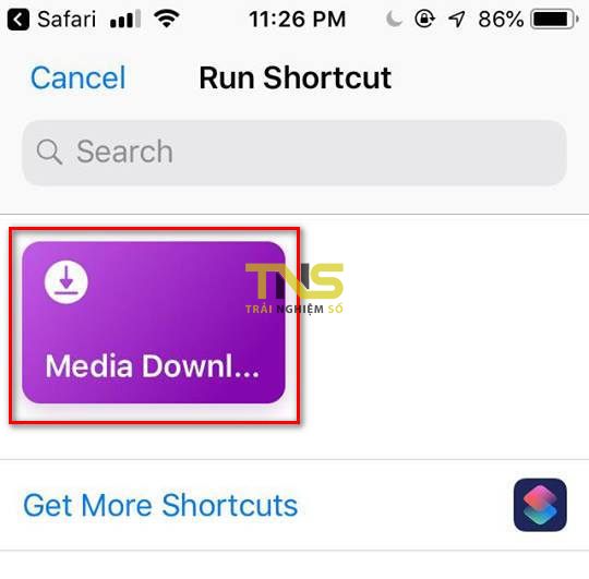 ios 12 download video facebook youtube 6 1 - iOS 12: Cách tải video YouTube, Facebook về iPhone