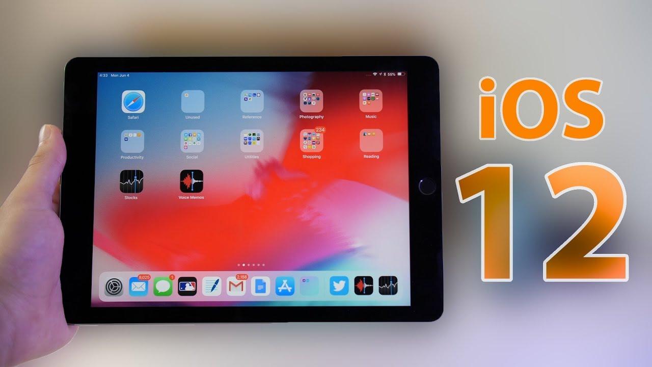 ipad 2018 featured - Tổng hợp thông tin về chiếc iPad 2018 sắp ra mắt