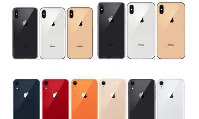 maumay2 400x240 - iPhone Xr mới là tên gọi của iPhone màn hình LCD, có 6 màu
