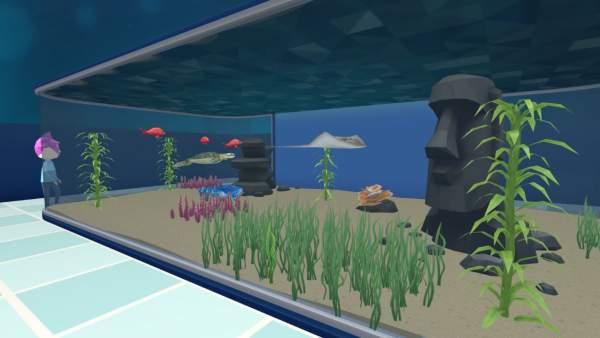 megaquarium screenshot 3 600x338 - Đánh giá game Megaquarium