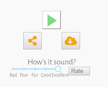 modulate ai 3 - Chuyển giọng nói bằng công cụ tận dụng Machine Learning