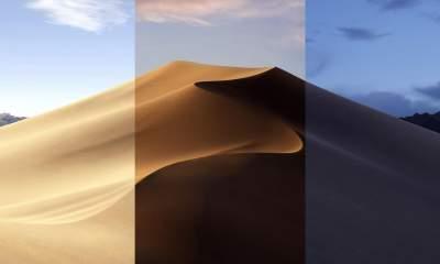mojave desktop dynamic featured 400x240 - Cách bật tính năng Dynamic Desktop Wallpaper trên macOS Mojave