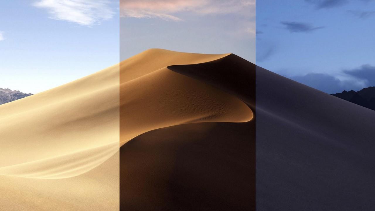 mojave desktop dynamic featured - Cách bật tính năng Dynamic Desktop Wallpaper trên macOS Mojave