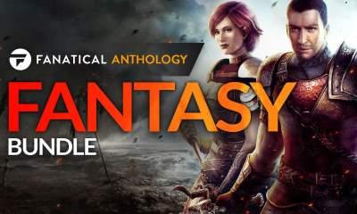 Mua game siêu rẻ: Fanatical Anthology Fantasy Bundle