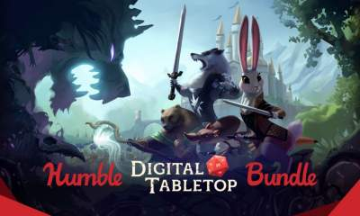 Mua game siêu rẻ: Humble Digital Tabletop Bundle