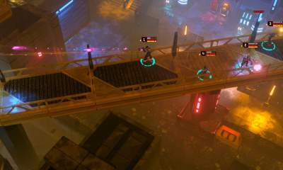 Satellite Reign game review