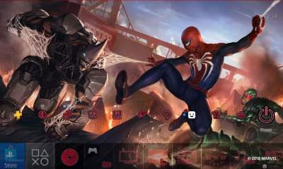 spider man theme featured 400x240 - Cách lấy miễn phí theme Spider-man cho PS4