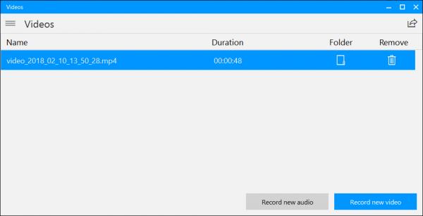 Screen Recorder Plus: Ghi âm, quay video màn hình trên Windows 10 7