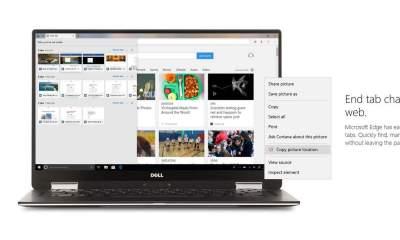 Copy Picture Location featured 400x240 - Thêm chức năng sao chép link ảnh cho Microsoft Edge