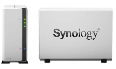 DS119j 1 400x240 - Synology DiskStation DS119j: Thiết bị lưu trữ dữ liệu qua mạng dành cho gia đình