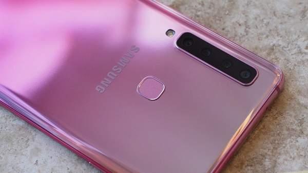 Galaxu A9 3 600x338 - Galaxy A9 - Điện thoại 4 camera cho trải nghiệm phong phú hơn