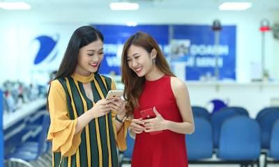 """Khách hàng VinaPhone 400x240 - VinaPhone mở bán dải sim """"Phát tài lộc"""" 08x"""