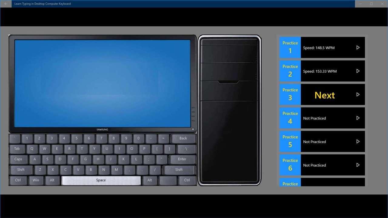 Luyện đánh máy nhanh trên Windows 10 featured - Tổng hợp ứng dụng UWP giúp luyện đánh máy nhanh trên Windows 10