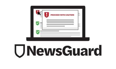 NewsGuard featured 400x240 - Cách nhận biết tin tức trung thực, tin cậy khi duyệt web trên trình duyệt