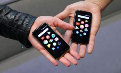 Palm featured 400x240 - Palm ra mắt điện thoại nhỏ bằng thẻ ATM