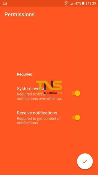 Screenshot 20181021 132538 338x600 - Trả lời tin nhắn SMS, email,… trong bong bong nổi trên Android