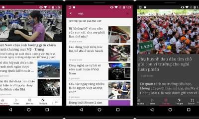 Tin Nhanh 24H Báo Việt Nhiều Người Đọc 400x240 - Đọc báo online trên Android với Tin nhanh 24H