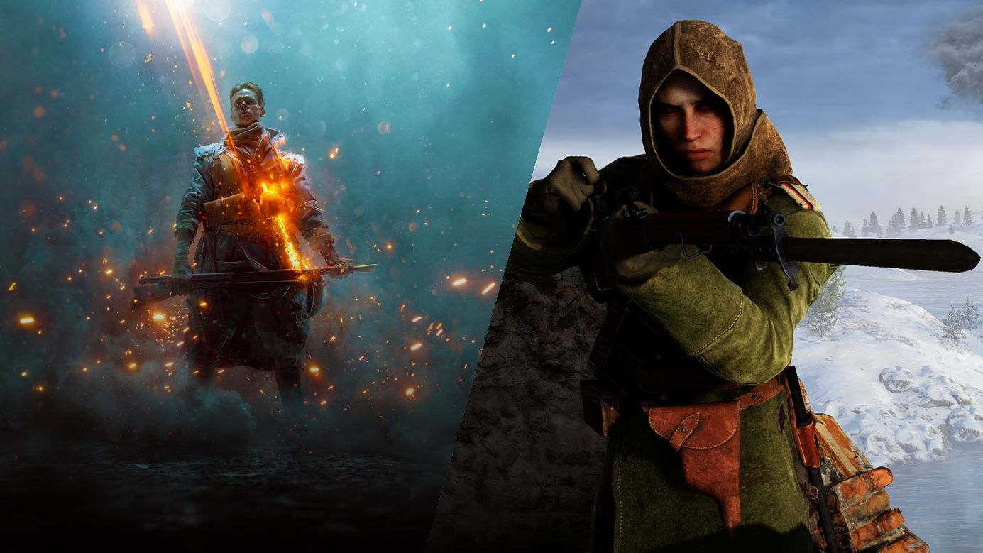 Miễn phí Battlefield 1: They Shall Not Pass và In the Name of the Tsar