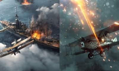 Miễn phí DLC Battlefield 1: Turning Tides và Apocalypse