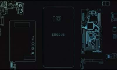 dien thoai blockchain 1 400x240 - HTC Exodus là gì?