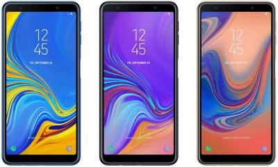 galaxy a7 2018 featured 400x240 - Galaxy A7 (2018): smartphone 3 camera sau đầu tiên của Samsung